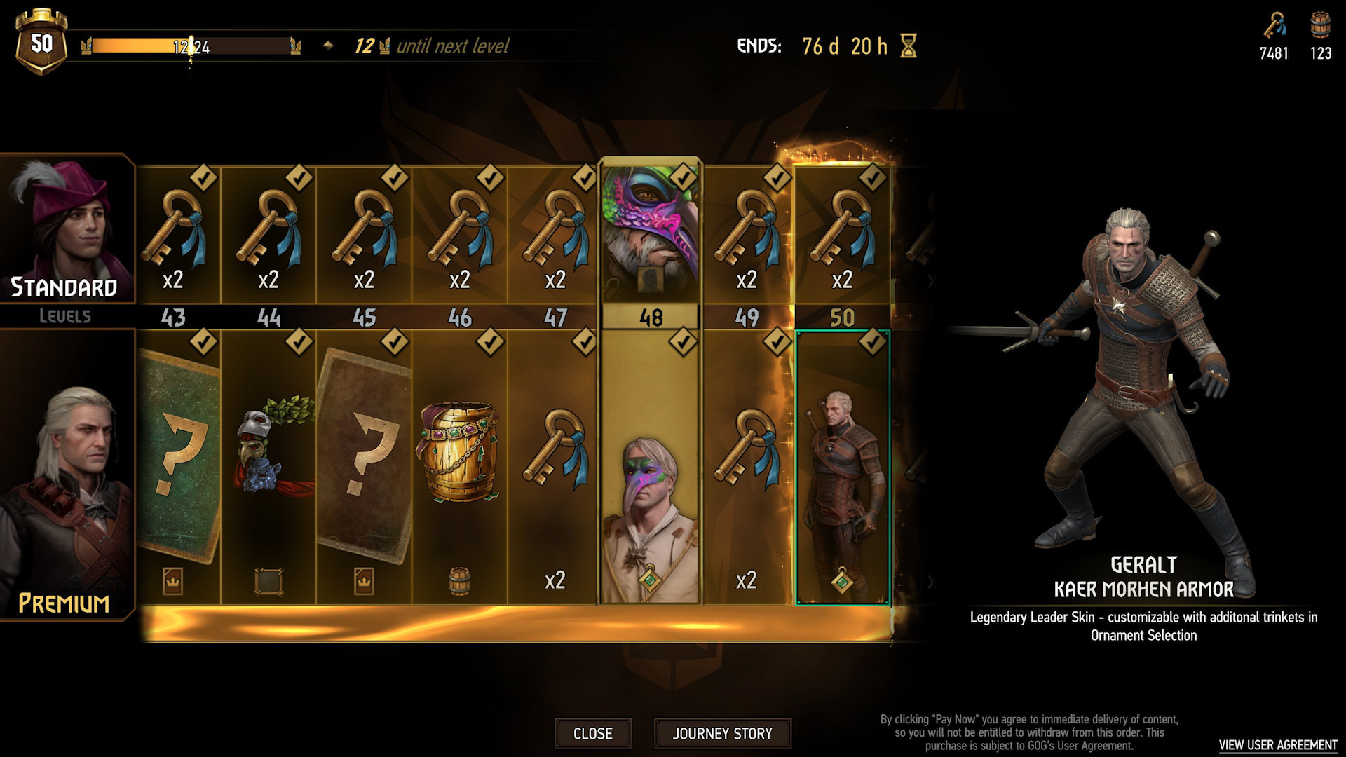 GWENT: The Witcher Card Game PC Key Fiyatları