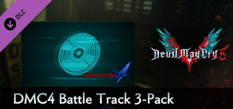 Devil May Cry 5 - DMC4 Battle Track 3-Pack
