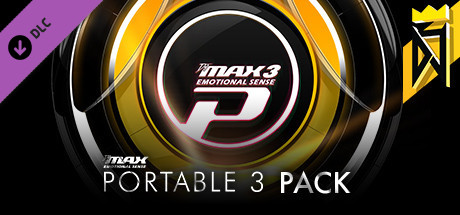 DJMAX RESPECT V - Portable 3 PACK