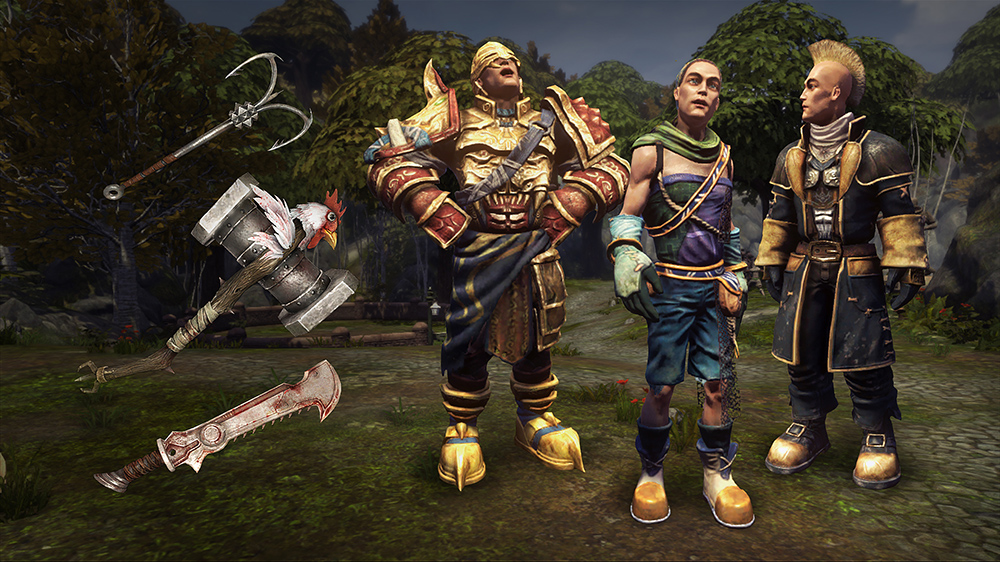 Fable Anniversary - Heroes and Villains Content Pack PC Fiyatları
