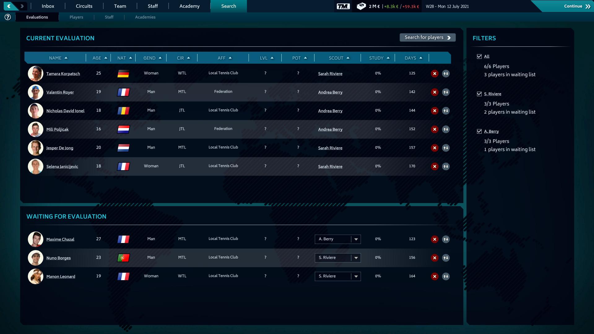 Tennis Manager 2021 PC Key Fiyatları