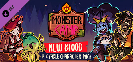 Monster Camp Character Pack - New Blood
