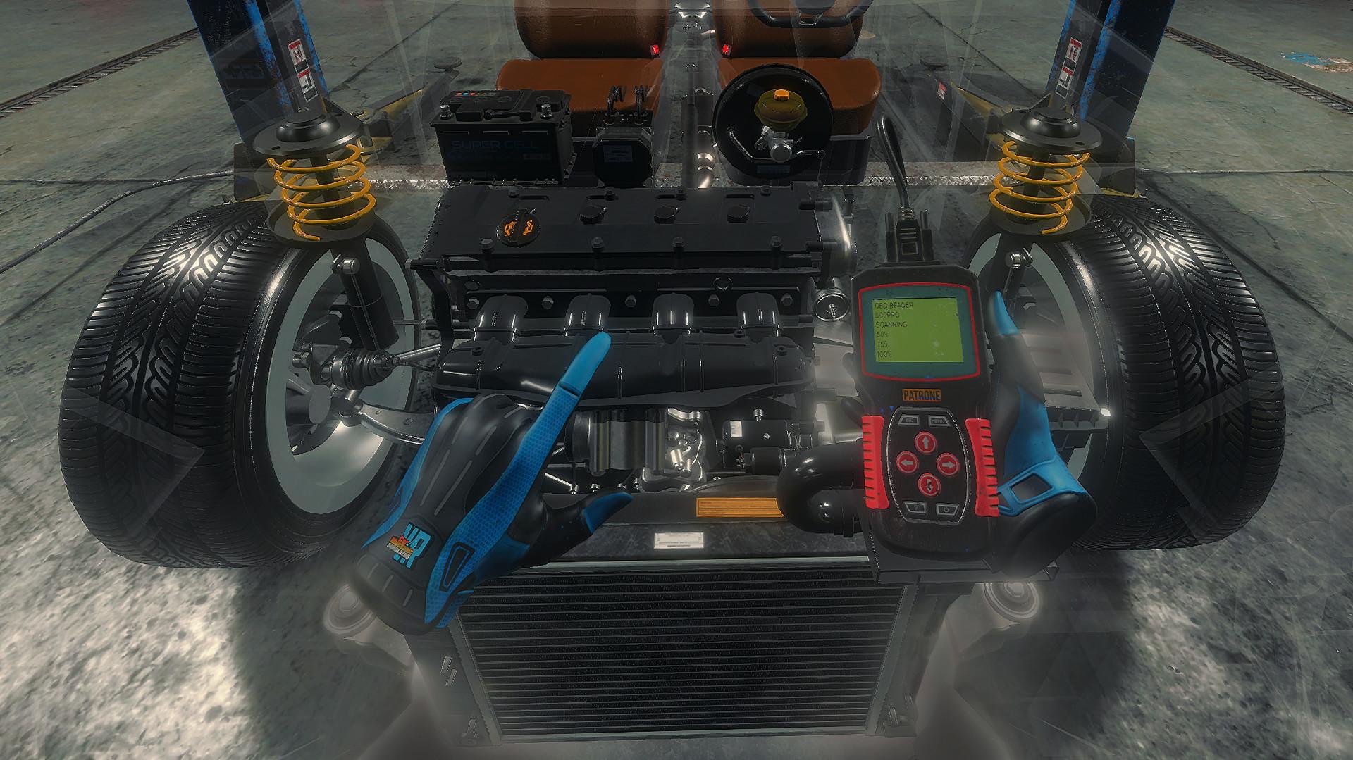 Car Mechanic Simulator VR Fiyat Karşılaştırma
