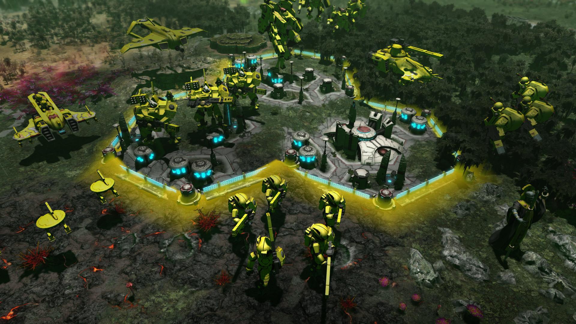 Warhammer 40,000: Gladius - T'au PC Fiyatları