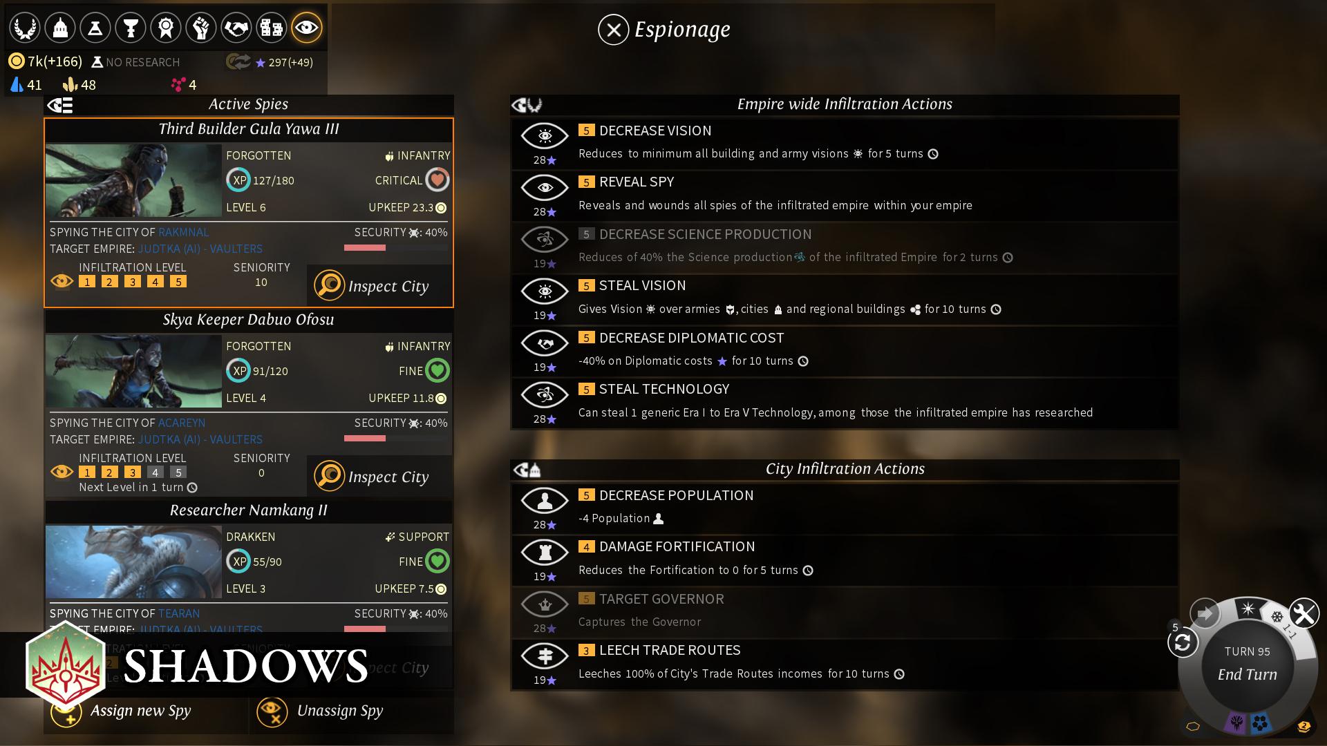 Endless Legend™ - Shadows PC Key Fiyatları