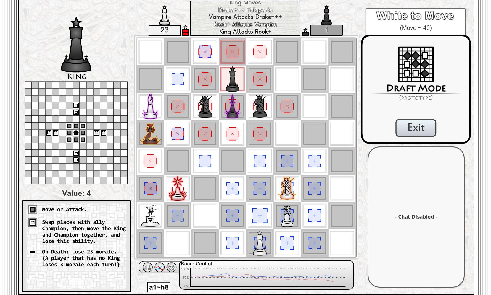Chess Evolved Online