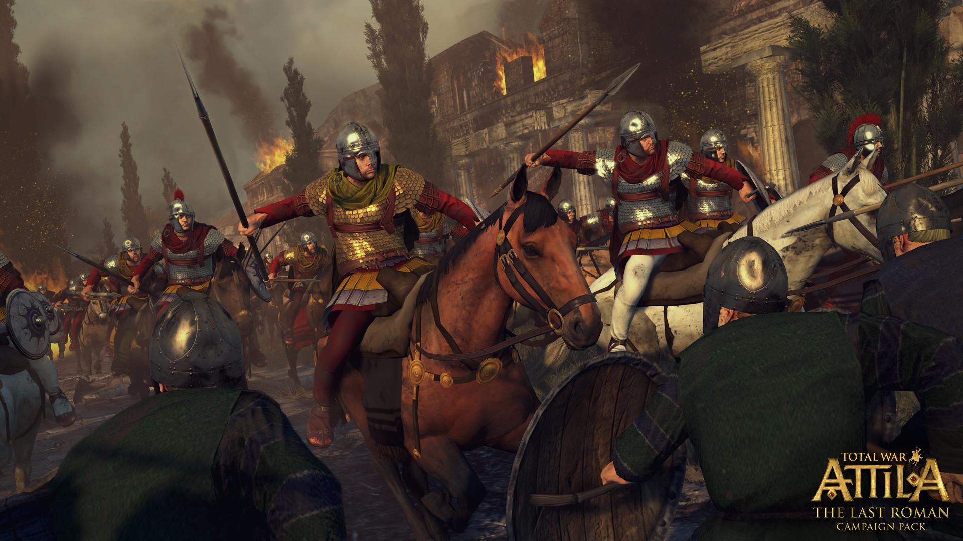Total War: ATTILA - The Last Roman Campaign Pack PC Key Fiyatları