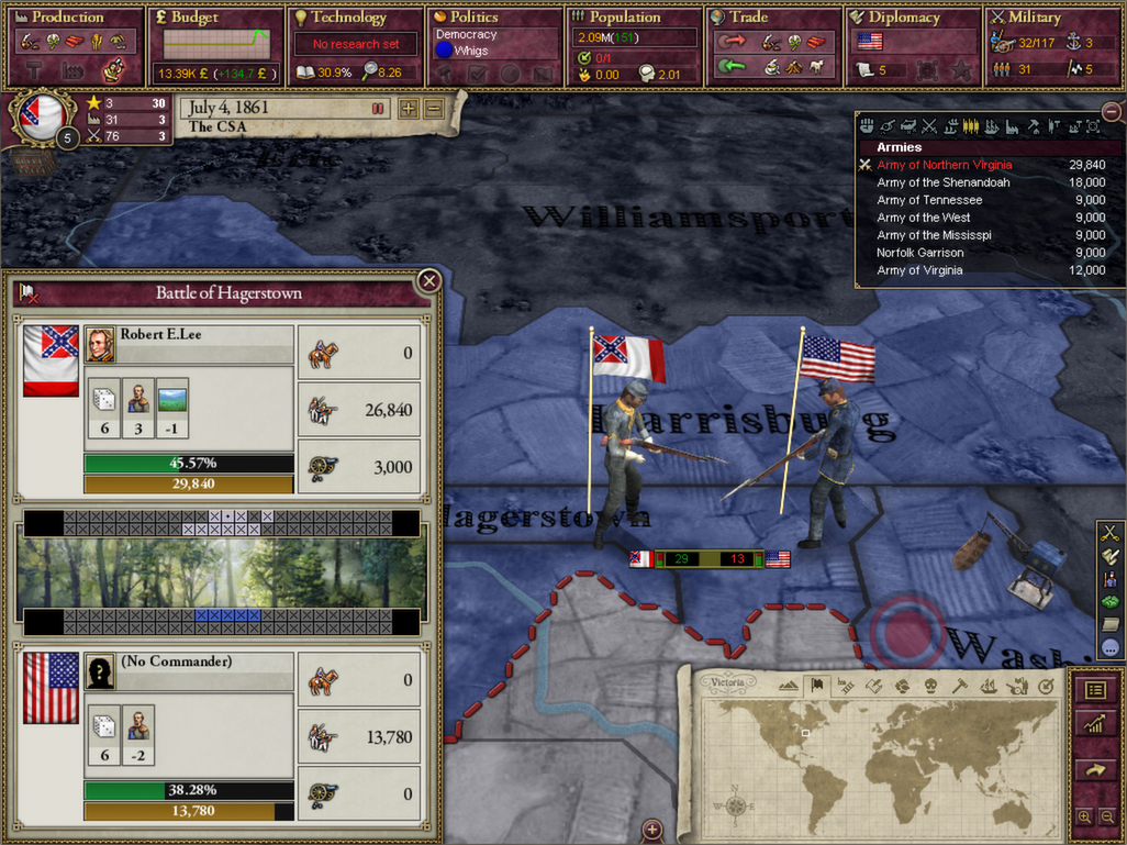 Victoria II: A House Divided PC Key Fiyatları