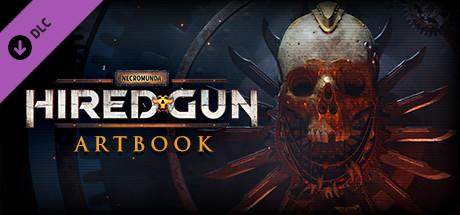 Necromunda: Hired Gun - Artbook