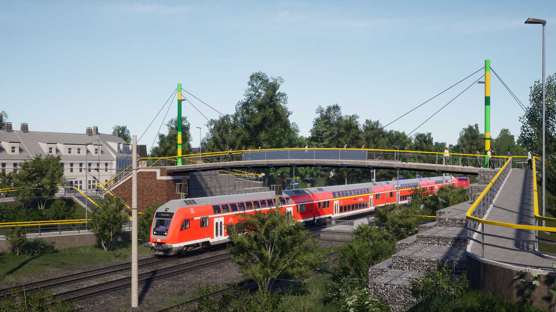Train Sim World 2: Hauptstrecke Hamburg - Lübeck Route Add-On PC Fiyatları