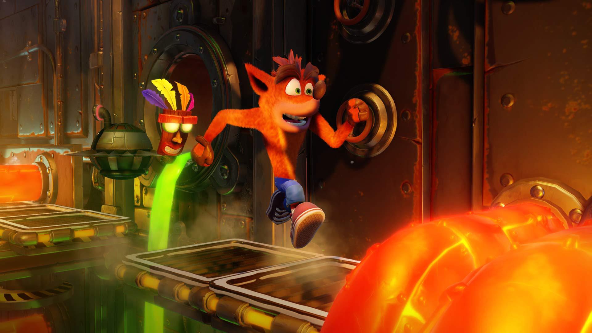 Crash Bandicoot™ N. Sane Trilogy PC Fiyatları