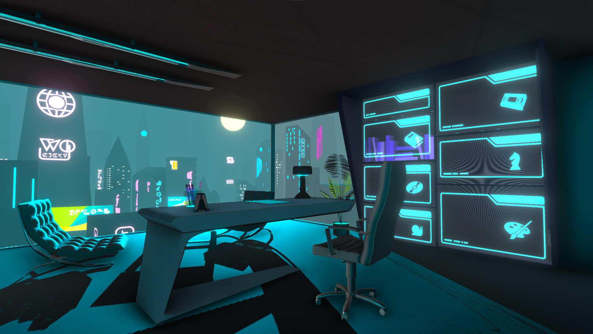 Silicon Dreams  |  cyberpunk interrogation PC Key Fiyatları