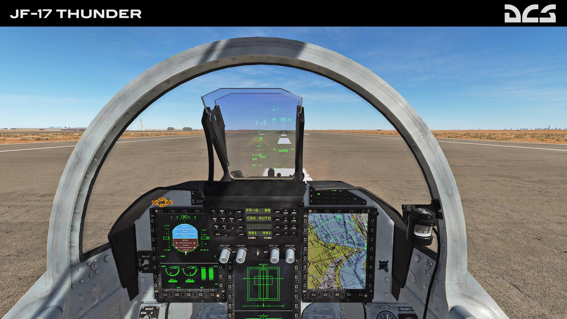 DCS: JF-17 Thunder