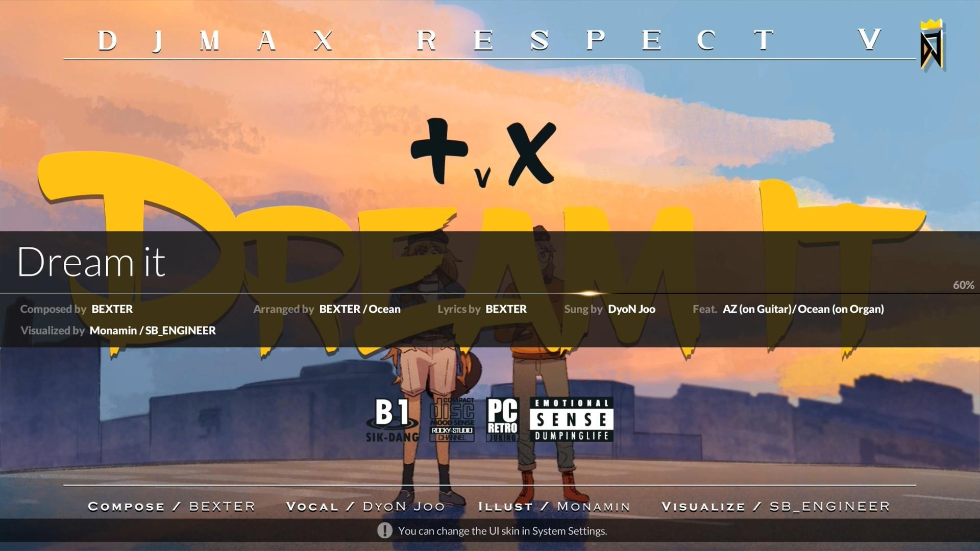 DJMAX RESPECT V - V Extension PACK