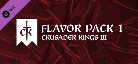 Crusader Kings III: Flavor Pack 1
