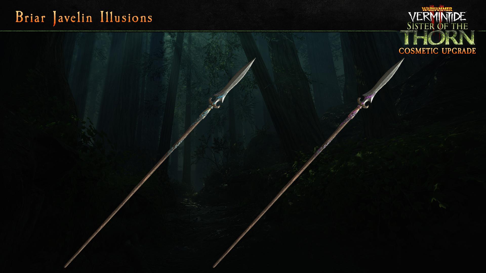 Warhammer: Vermintide 2 - Sister of the Thorn Cosmetic Upgrade Fiyat Karşılaştırma