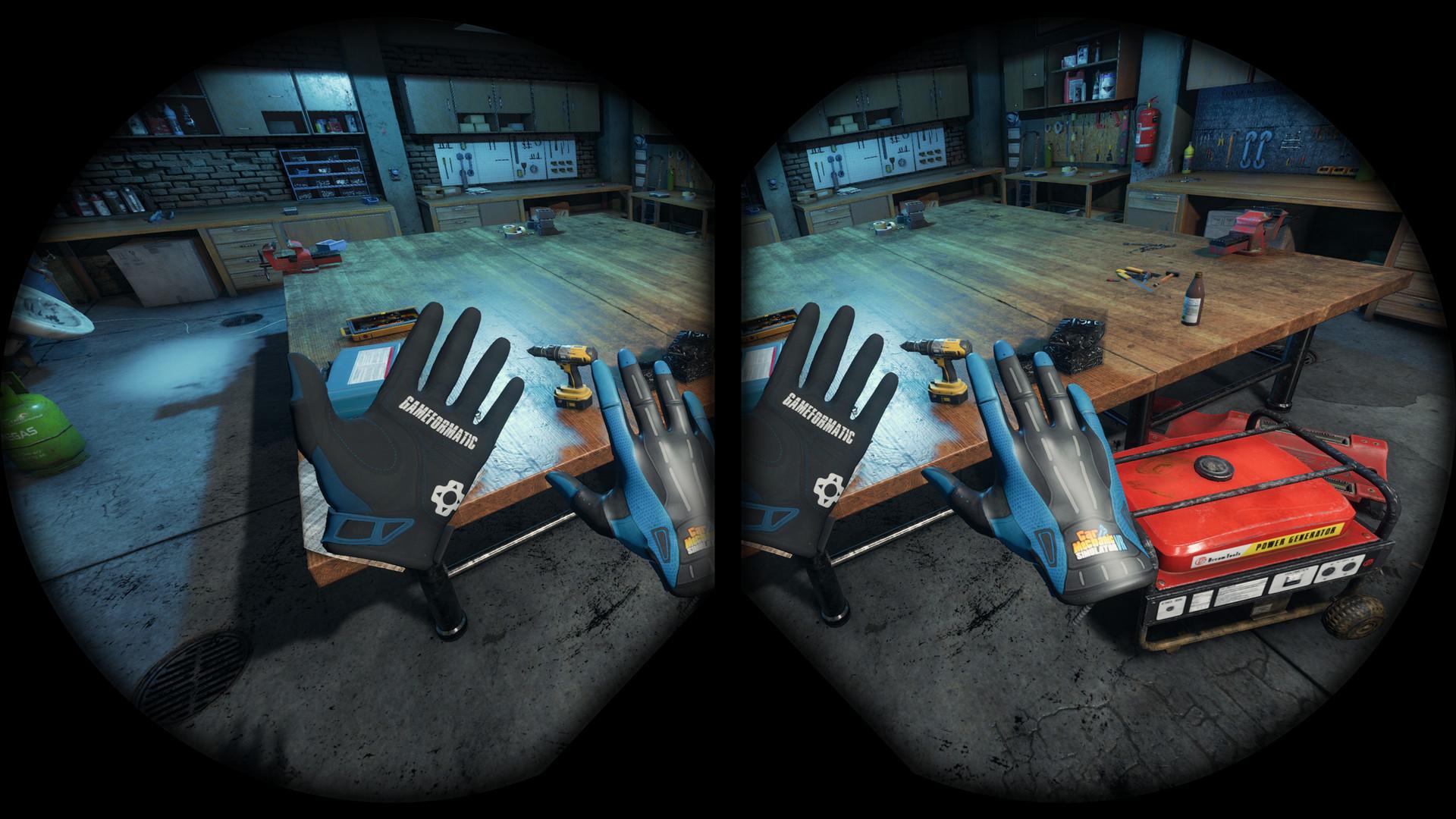 Car Mechanic Simulator VR