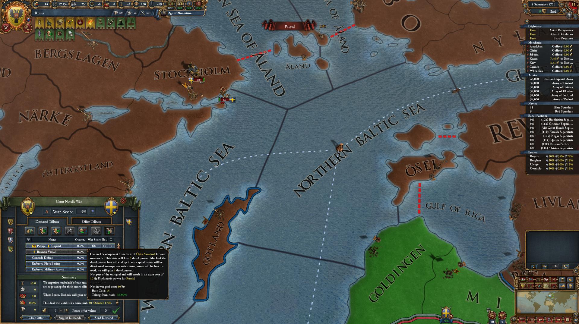 Expansion - Europa Universalis IV: Leviathan PC Key Fiyatları