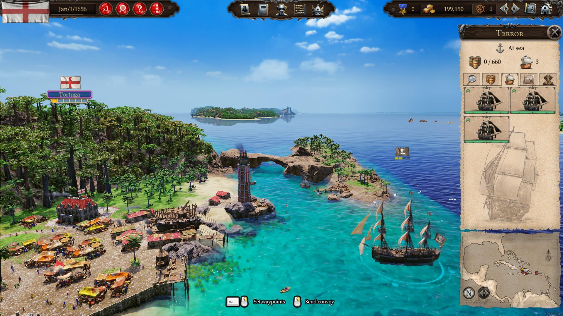 Port Royale 4 - Buccaneers Fiyat Karşılaştırma