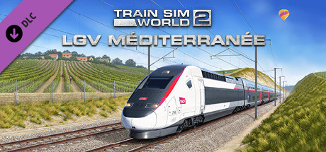Train Sim World® 2: LGV Méditerranée: Marseille - Avignon Route Add-On