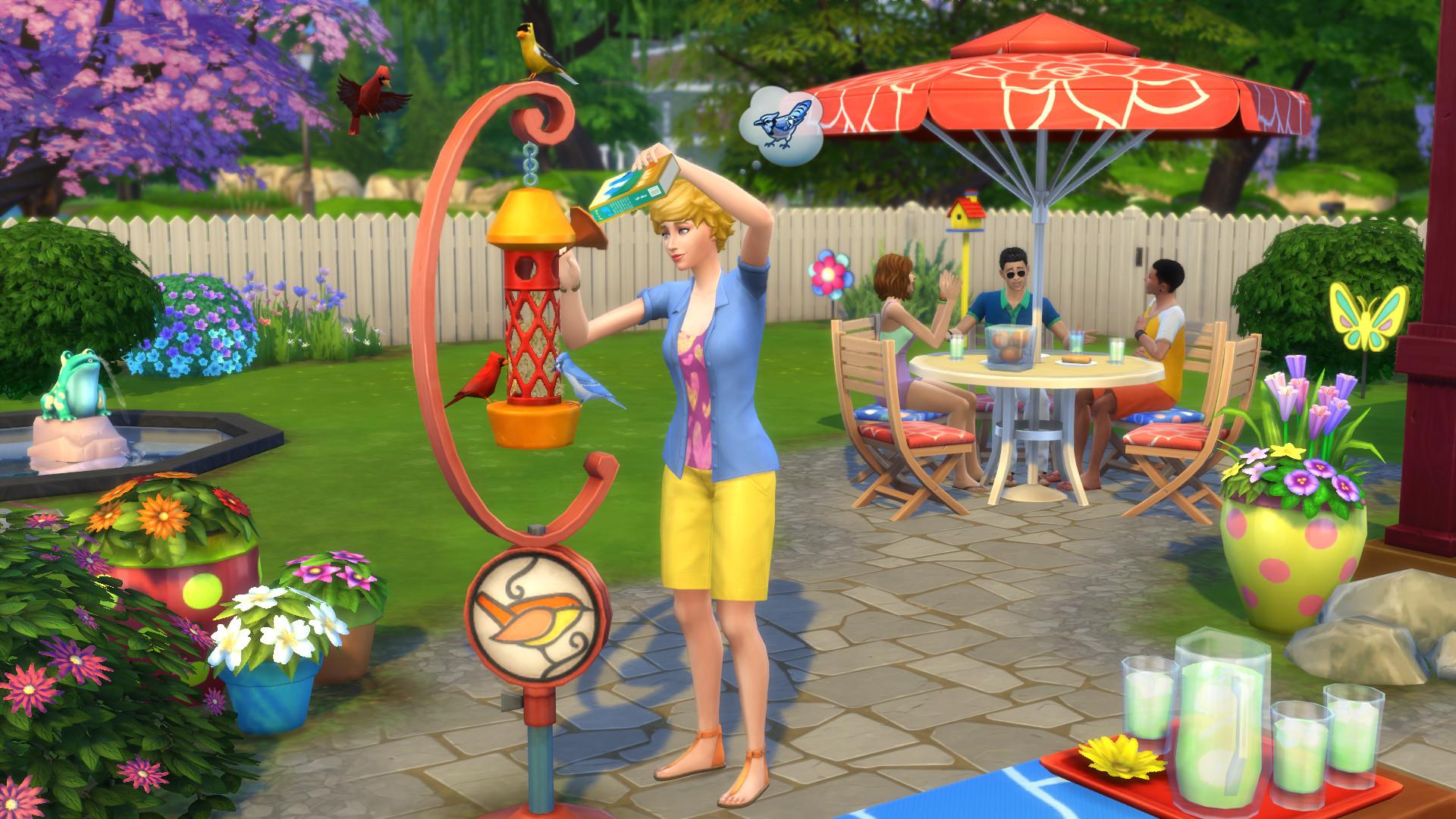 The Sims™ 4 Backyard Stuff PC Key Fiyatları