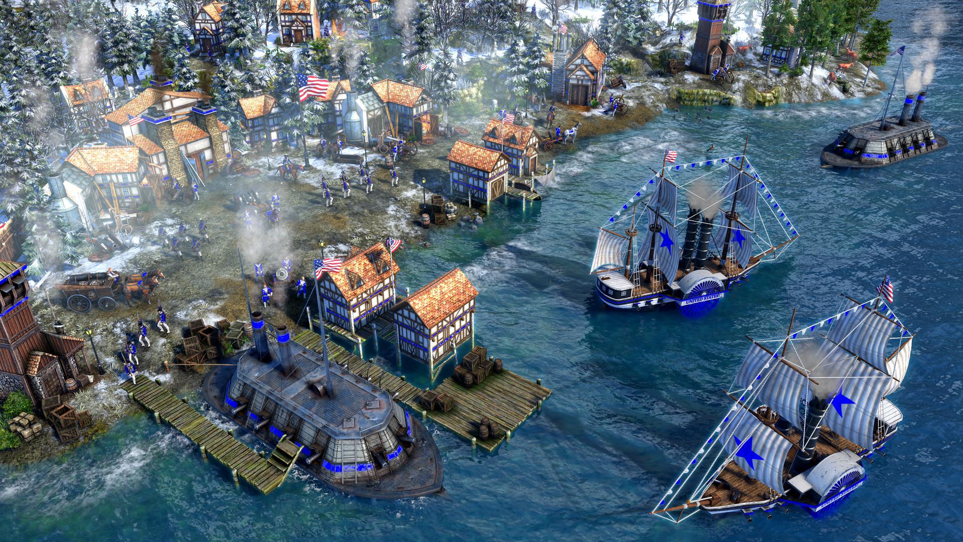 Age of Empires III: Definitive Edition - United States Civilization PC Key Fiyatları
