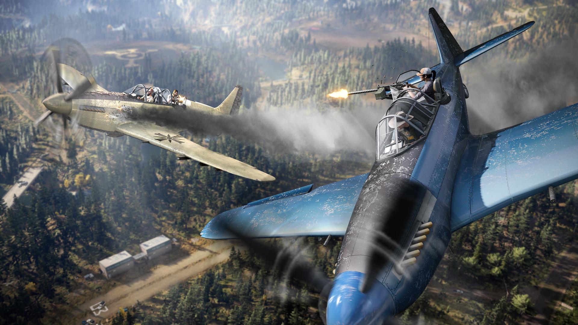 Far Cry® 5 PC Key Fiyatları