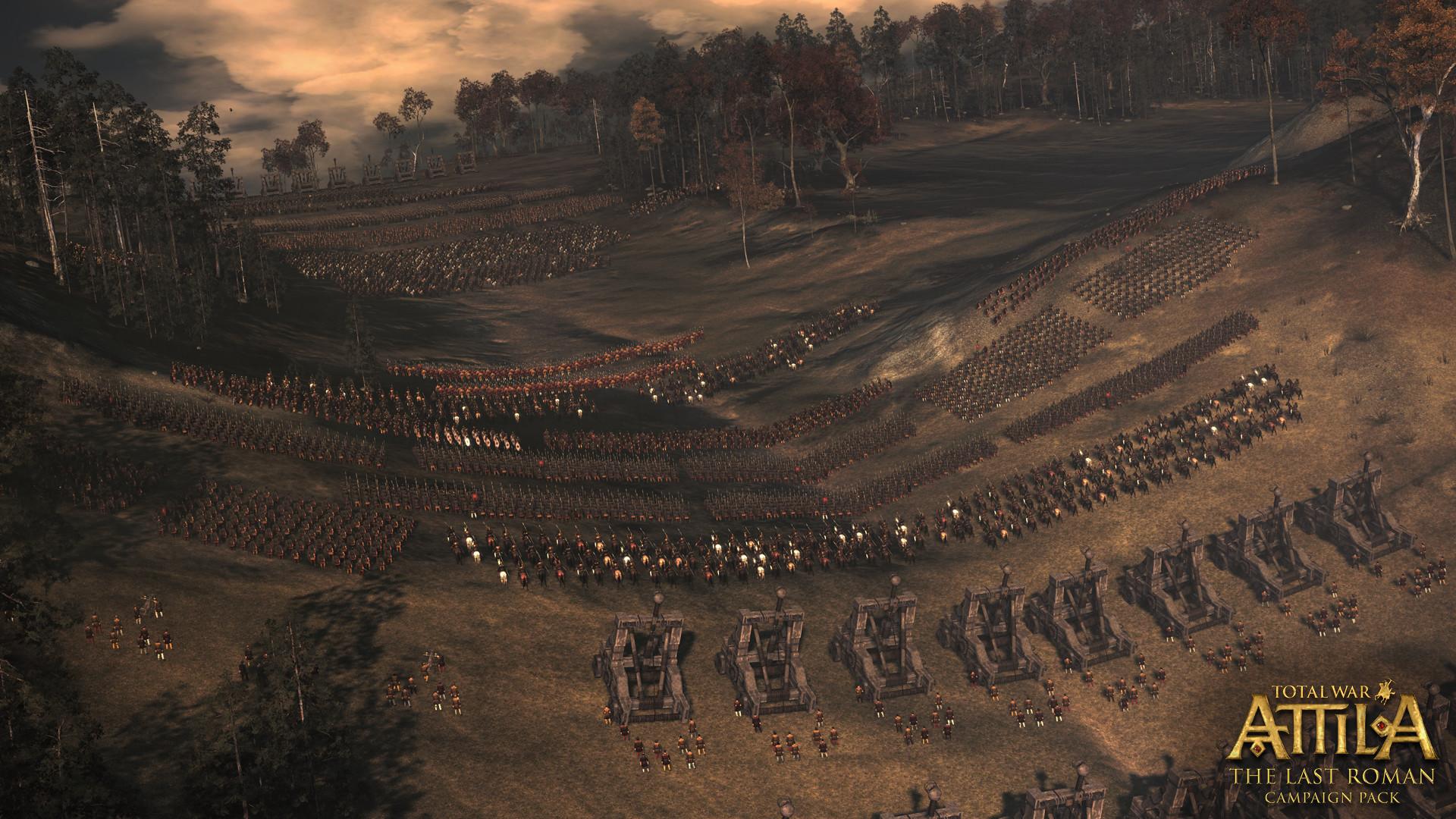 Total War: ATTILA - The Last Roman Campaign Pack PC Fiyatları