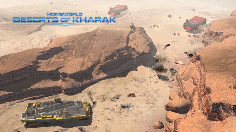 Homeworld: Deserts of Kharak - Soundtrack PC Fiyatları