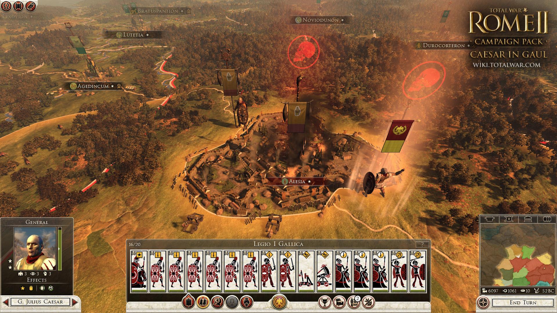 Total War: ROME II - Caesar in Gaul Campaign Pack PC Fiyatları