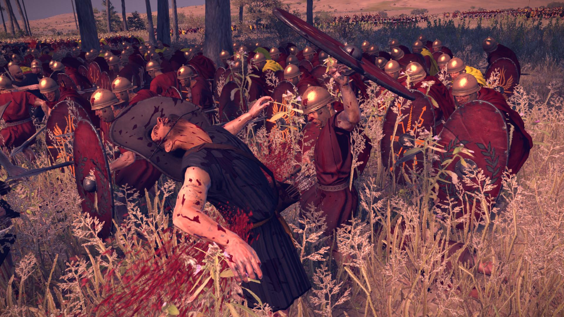 Total War: ROME II - Blood & Gore