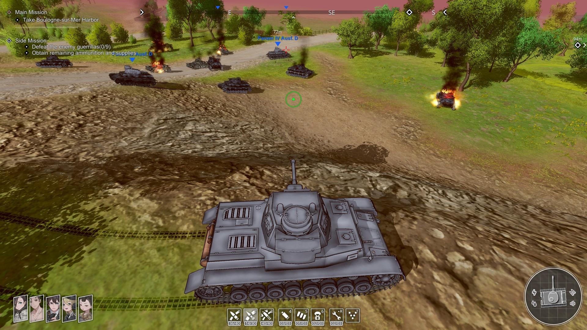 Panzer Knights PC Fiyatları
