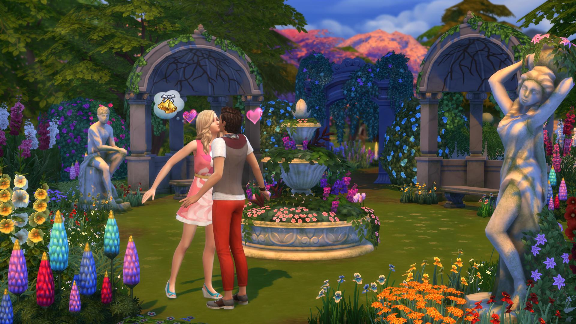 The Sims™ 4 Romantic Garden Stuff PC Fiyatları
