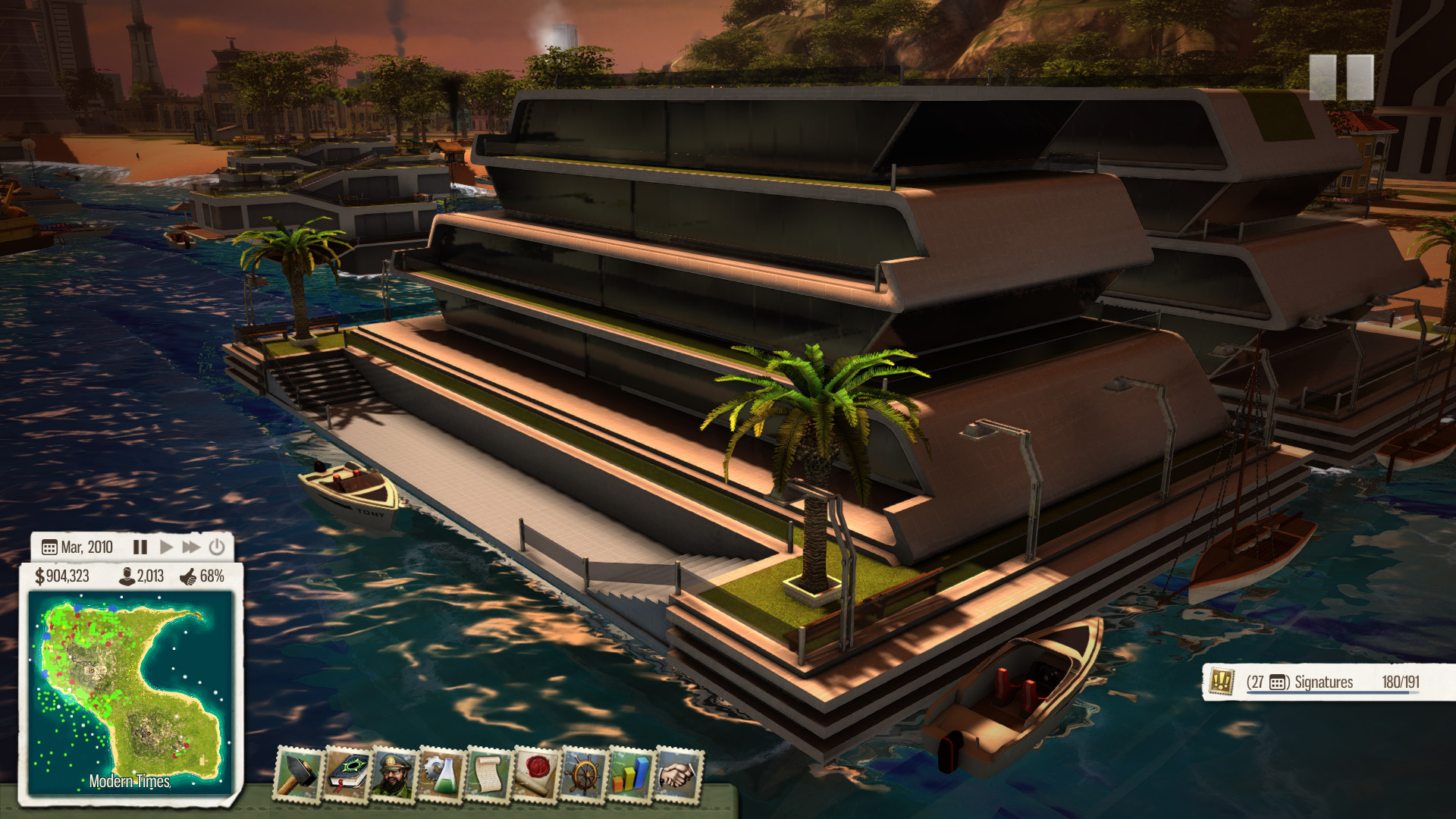 Tropico 5 - Waterborne Fiyat Karşılaştırma