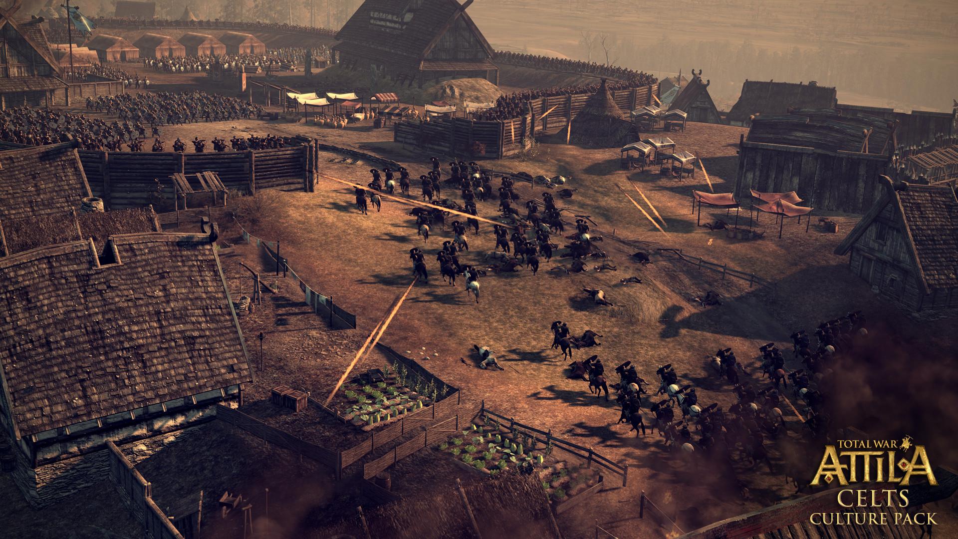 Total War: ATTILA - Celts Culture Pack PC Fiyatları