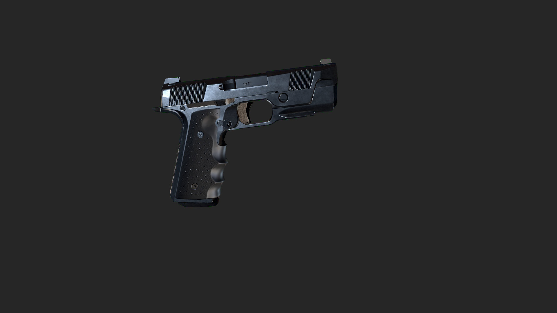 PAYDAY 2: Fugitive Weapon Pack