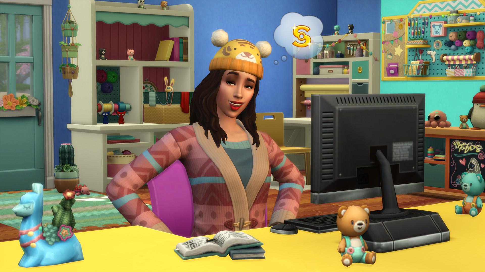 The Sims™ 4 Nifty Knitting Stuff Pack PC Fiyatları