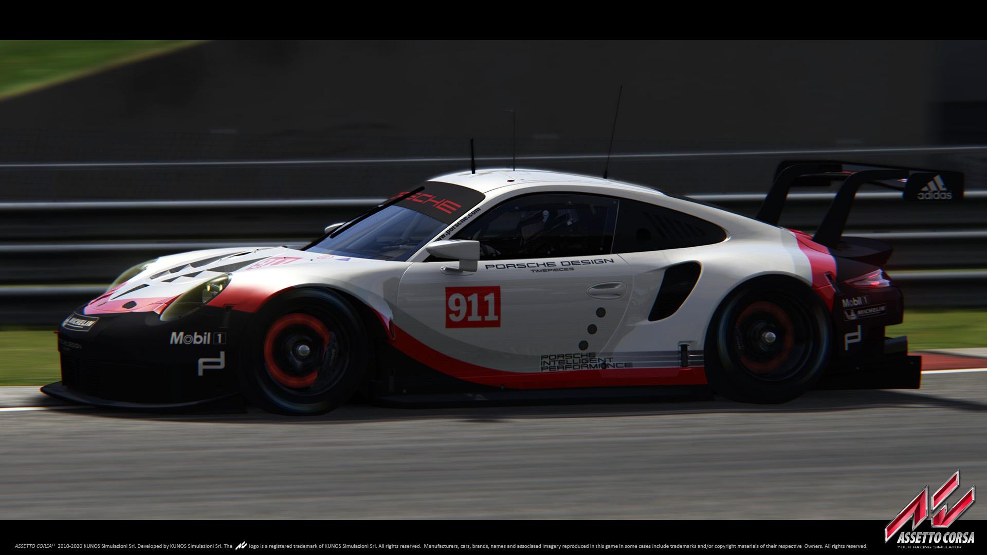 Assetto Corsa - Porsche Pack III