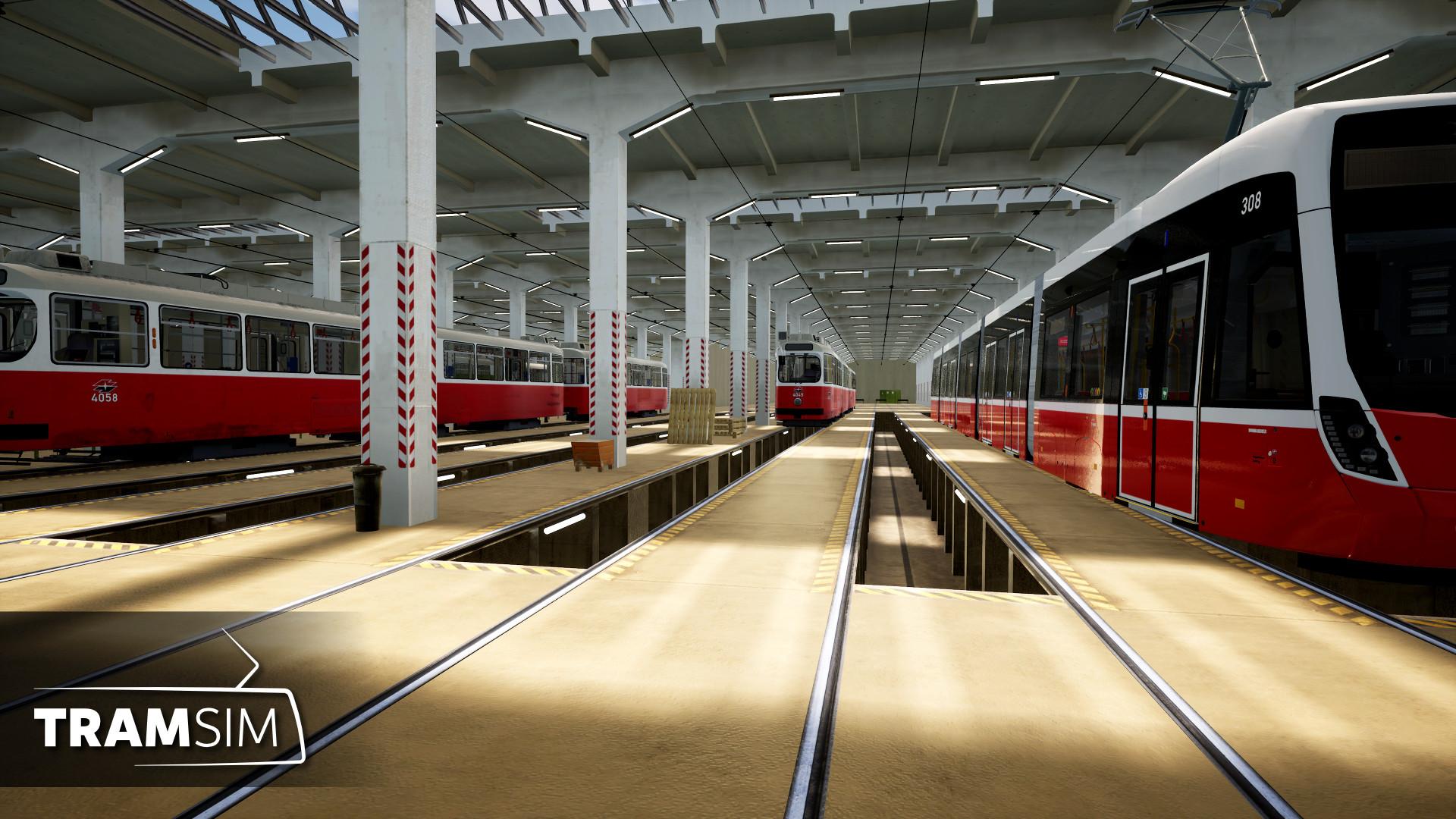 TramSim DLC Tram-Depot Vienna Fiyat Karşılaştırma