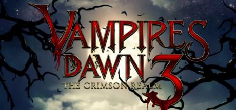 Vampires Dawn 3 - The Crimson Realm
