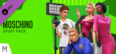 The Sims™ 4 Moschino Stuff