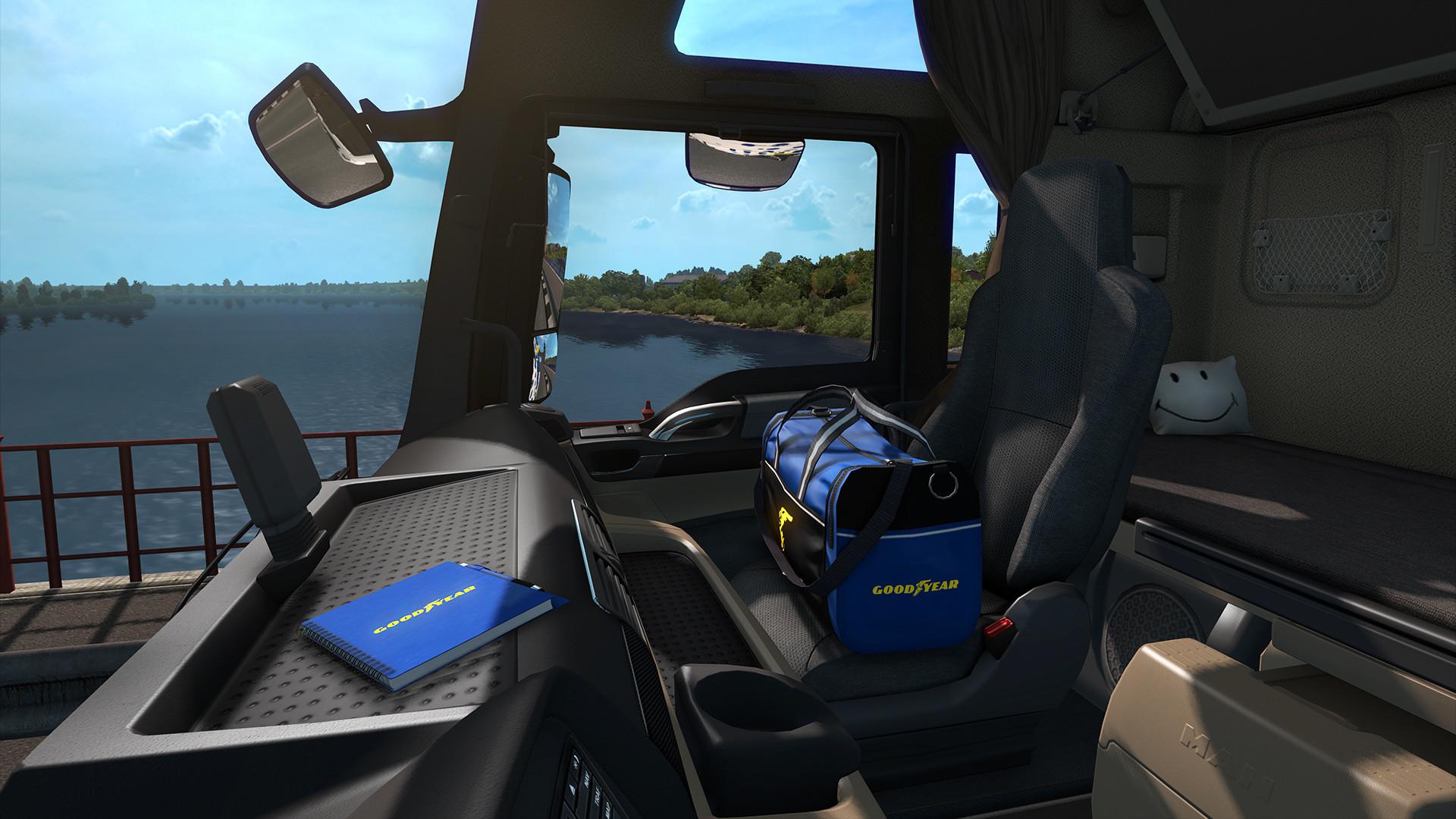 Euro Truck Simulator 2 - Goodyear Tyres Pack PC Fiyatları