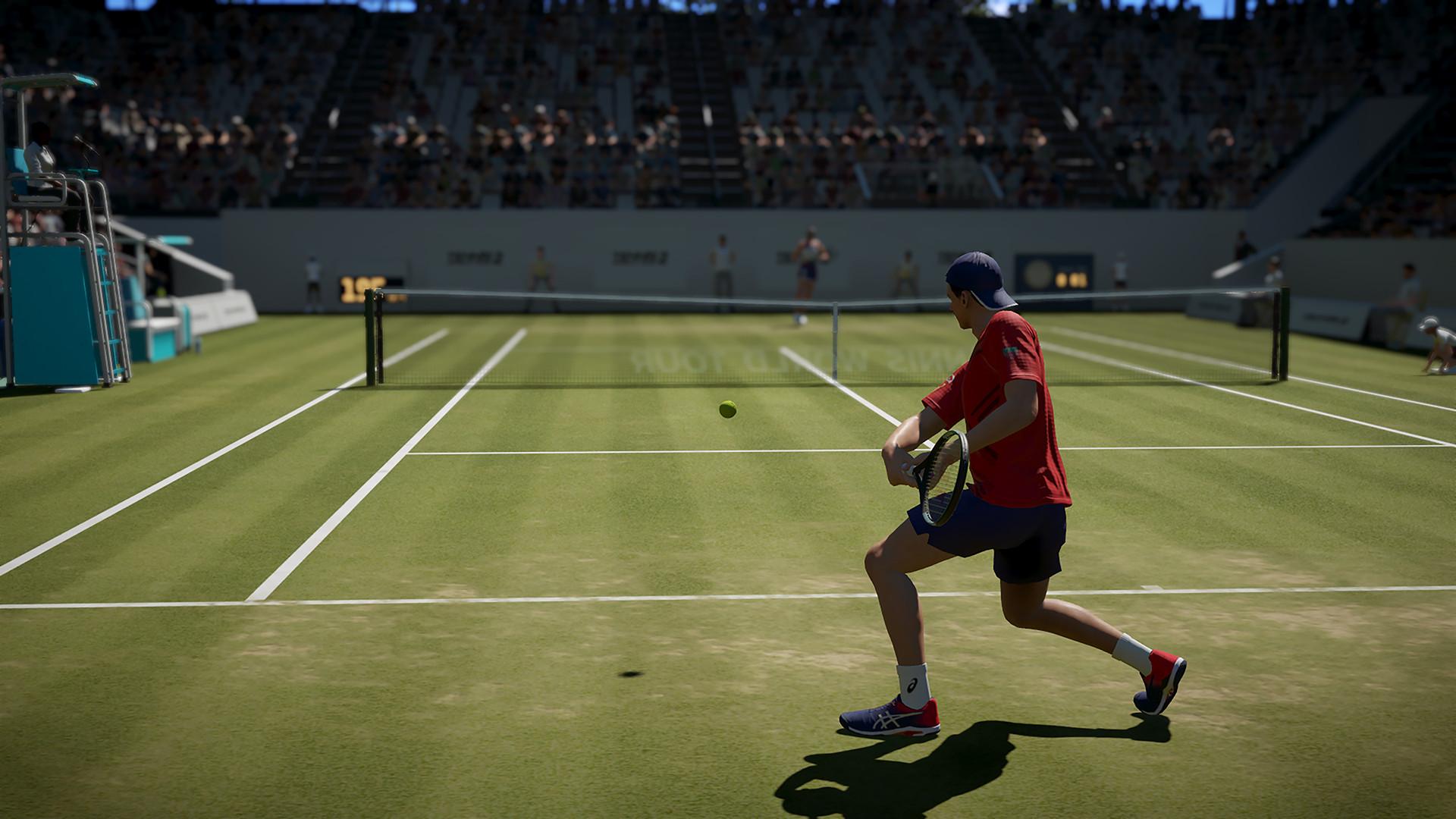 Tennis World Tour 2 PC Fiyatları