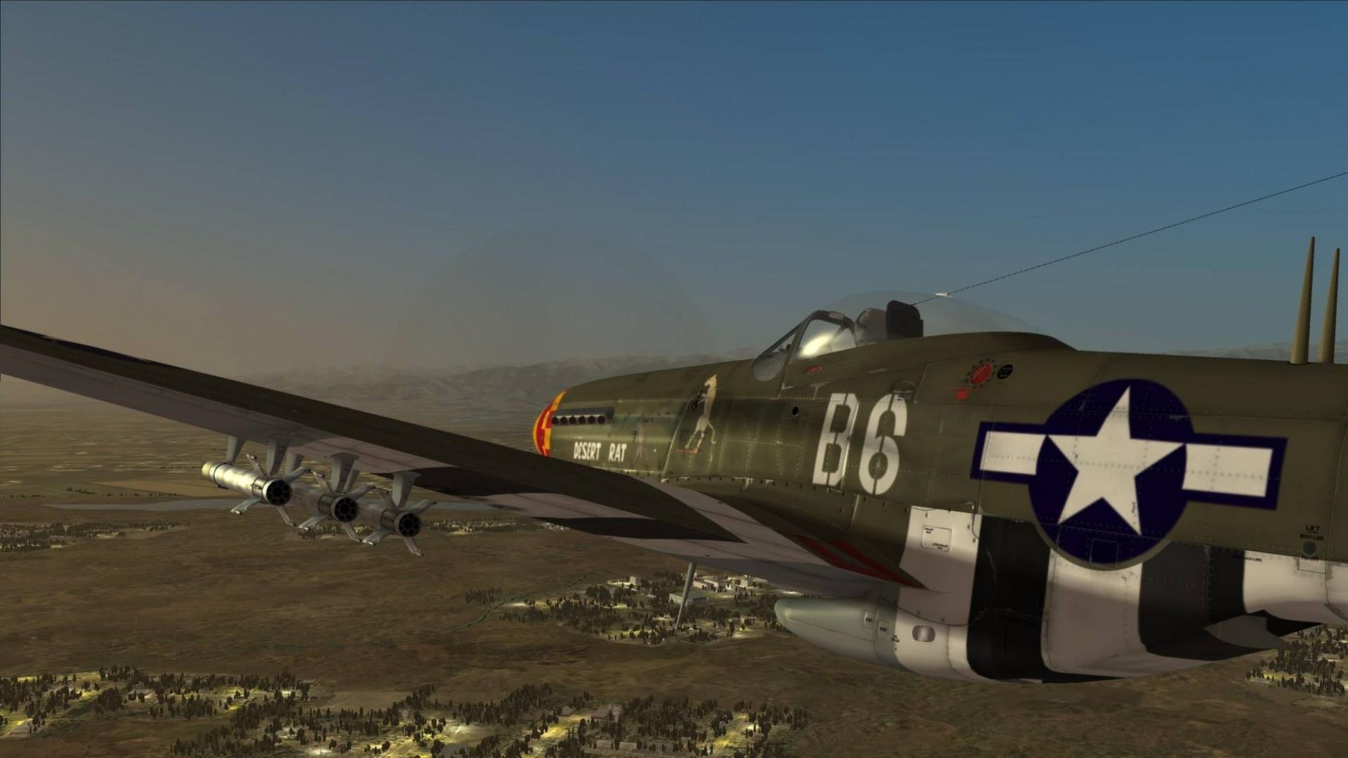 DCS: P-51D Mustang PC Key Fiyatları