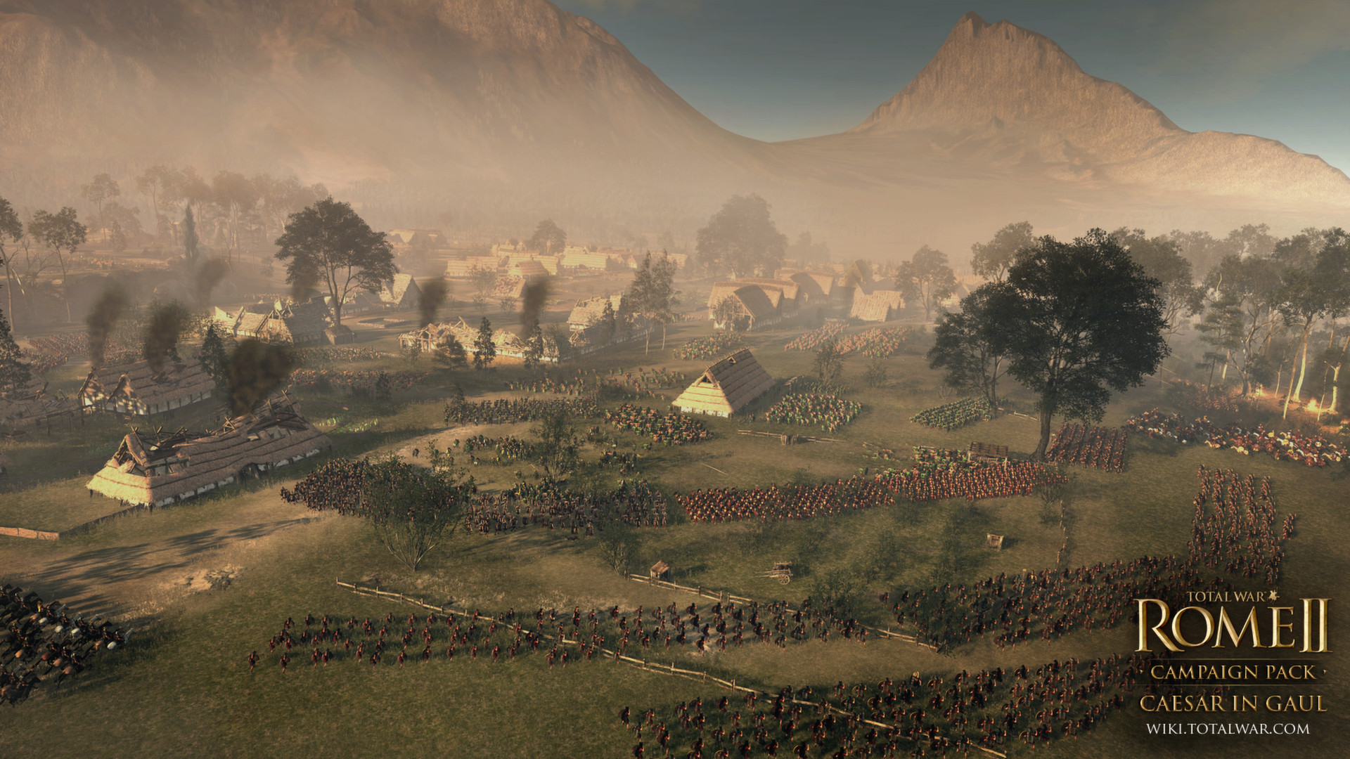 Total War: ROME II - Caesar in Gaul Campaign Pack PC Key Fiyatları
