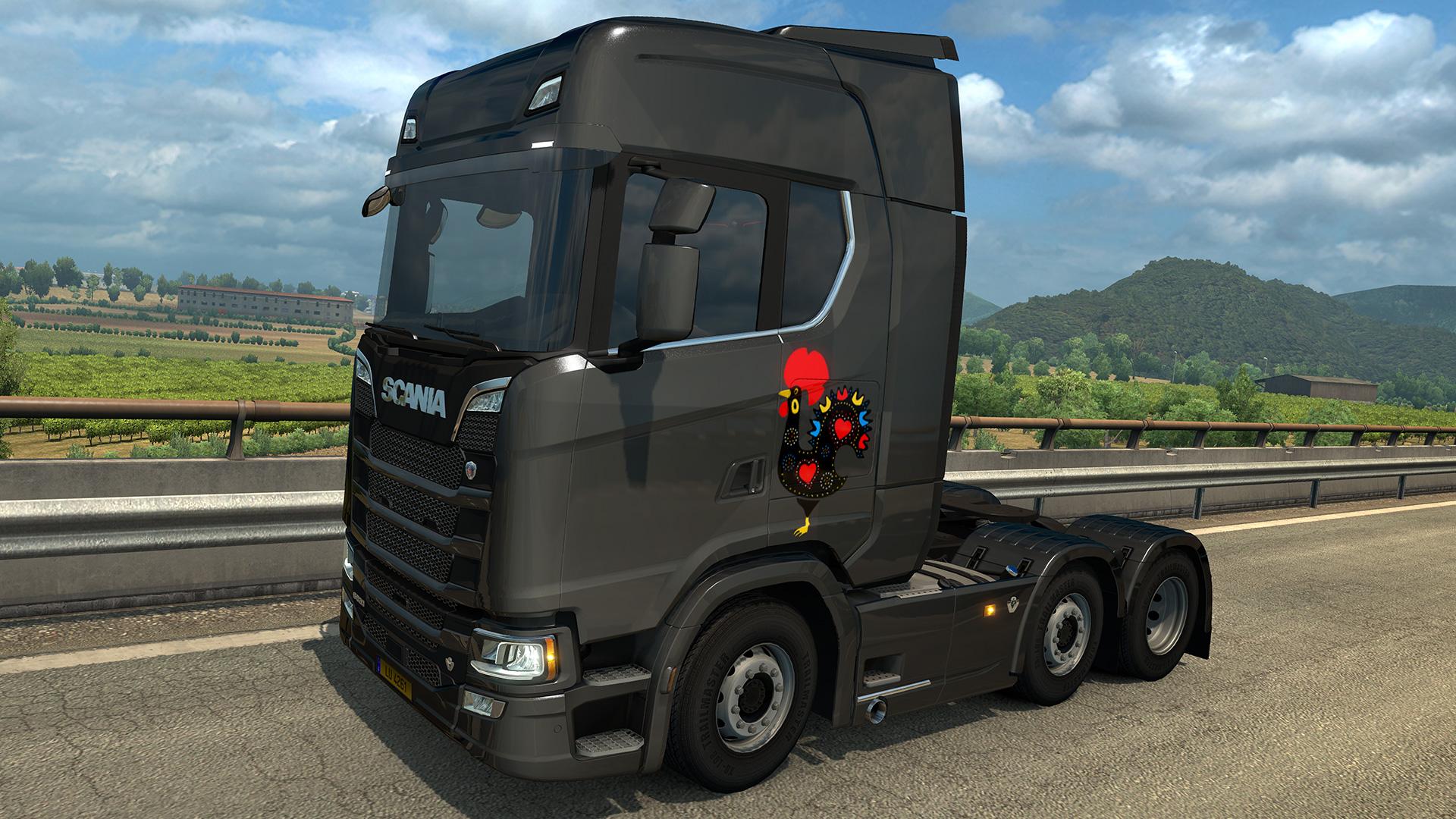 Euro Truck Simulator 2 - Portuguese Paint Jobs Pack PC Fiyatları