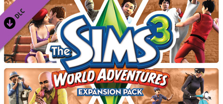 The Sims™ 3 World Adventures