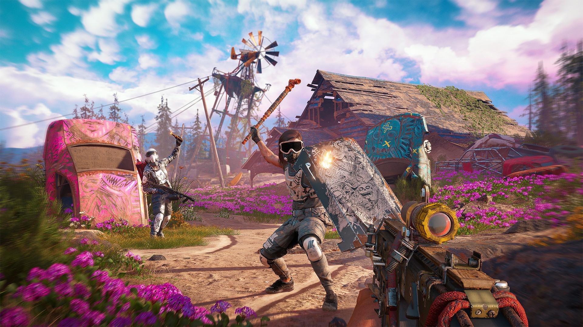 Far Cry® New Dawn PC Key Fiyatları