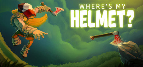 Where's My Helmet?