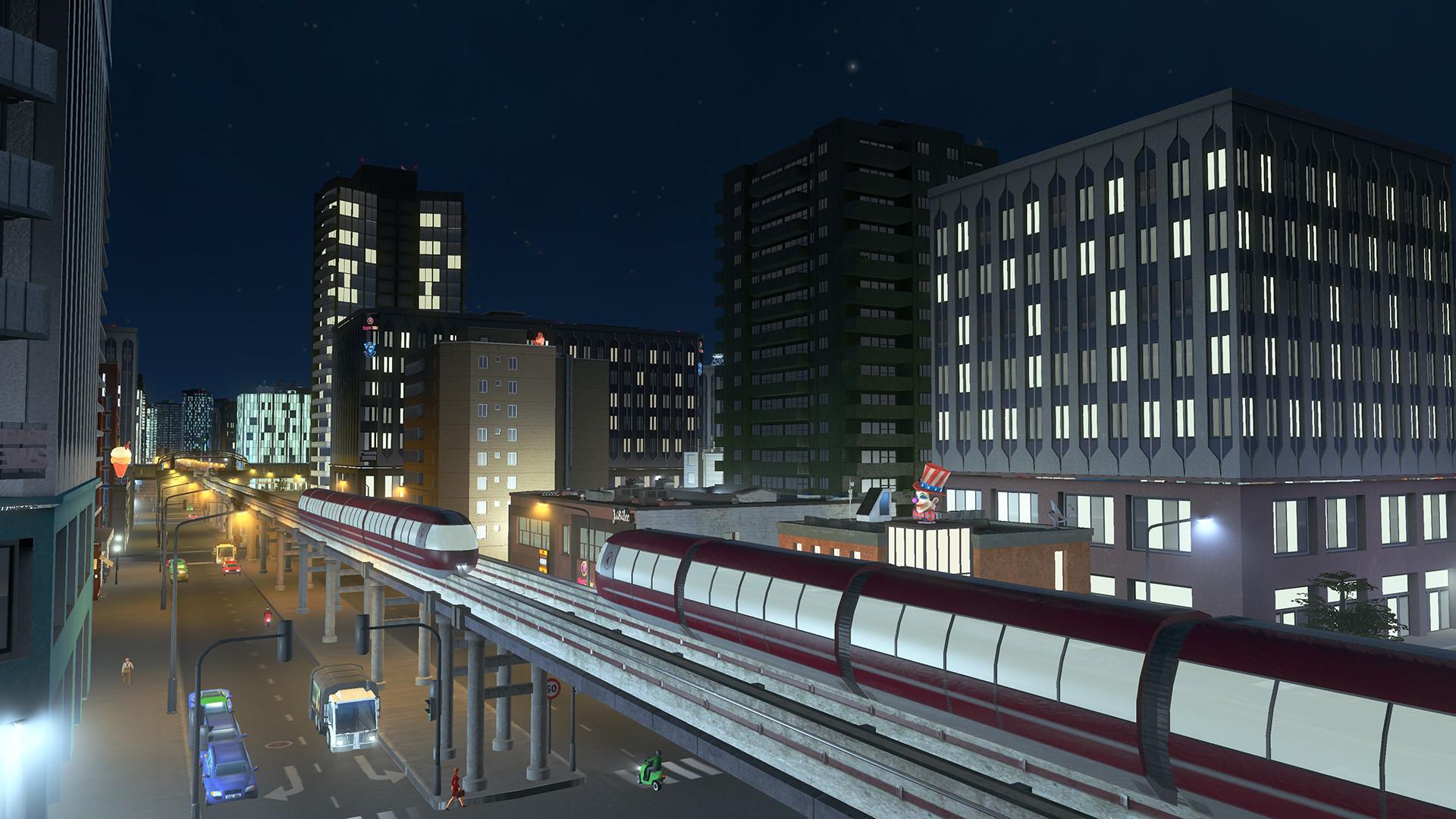Cities: Skylines - Mass Transit PC Key Fiyatları